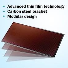 Hanergy Apollo efficient 63w thin film solar cells solar panel for home use
