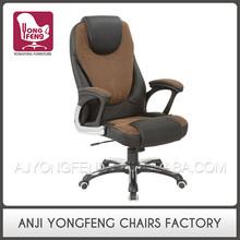 Diseño Simple silla ejecutiva silla de oficina especificación