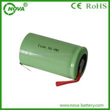sub-c rechargable nimh battery sc 3500mah 1.2v