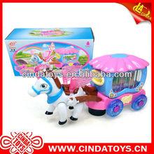 caliente del rodillo de la pantalla de dibujos animados de plástico juguetes del carro para la venta