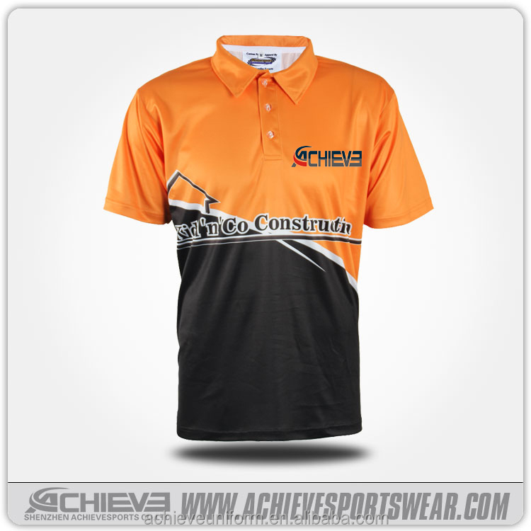Wholesale new design polo shirt office uniforms for for Polo shirt uniform design