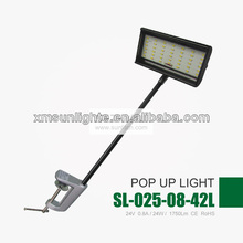 poster led light display with 060115-09 clamp 24W DC18-24V 0.8A - Paul
