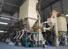 Kaolin clay powder grinding machine production line