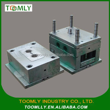 Angle Hydraulic Structure Plastic Precision Injection Mould Process
