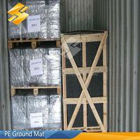 Polyethylene Plastic Plastic Ground Cover Mat/Plastic Access Panel Protection Mats
