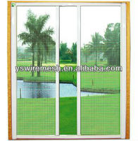 galvanized iron wire window screen/aluminium mosquito nets for window professional manufacture