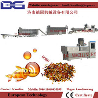 automatic aquarium fish food feed processing machinery