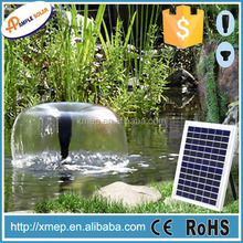 Garden DC solar powered submersible deep water well pump