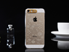 High Quality Clear Flashing Hard PC Cover Cases For iPhone 4 4S 5 5S 6 6Plus