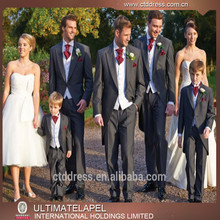 Quality Wedding Tuxedo Morning Suit and Tailcoat