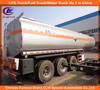Heavy duty carbon steel fuel tank truck trailer 3 axle fuel tank truck trailer stainless steel fuel tank trailer