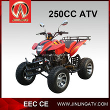 CE EEC Approved 250cc 4 wheels ATV Quad Bike For Adults