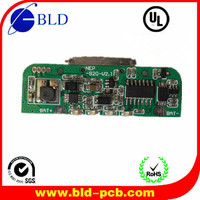 PCB Circuit Board With Components Sourcing Customized GPS Tracker PCBA