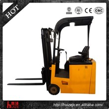 1ton 3.5m CE Electric power mini forklift truck