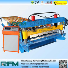 FX Russia wall&roof roll forming machine