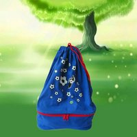2012 high quality drawstring soccer shoes bag factory