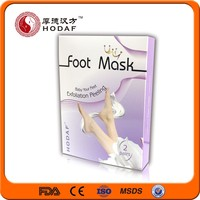 OEM Magic Foot Exfoliating Peeling Mask(CE,MSDS and Factory Price)