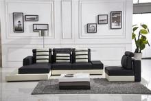 Simple design leather sofa sofa furniture