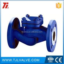 pn10/pn16/class150 cast iron/wcb/ss fcd check vavle good quality