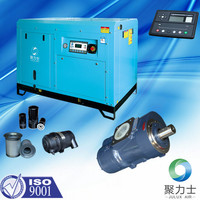 70db portable small screw air compressor for painting