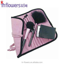 Professional high quality Eco-friendly cosmetic brush set with bag