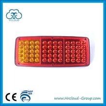 Hot selling led tail lights 24v truck with CE certificate ZC-A-002