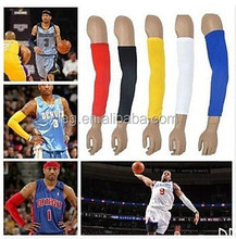 Arm Sleeve Cover Sun Arm Band Skin Protection Sport Stretch Basketball