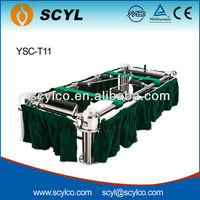 YSC-T11 Funeral Service Stainless Steel Casket Lowering Device