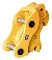 hydraulic excavator bucket quick coupler for excavtor