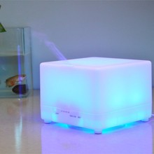 Ultrasonic Aroma Diffuser + Humidifier (700 ml)