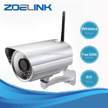 Latest new model metal bullet wifi p2p security camera ip