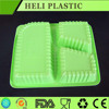 Disposable Plastic microwave lunch food tray/box