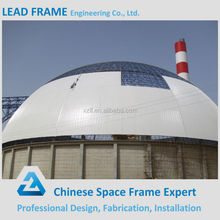Light Weight Steel Space Frame Building Construction Dome Geodesic
