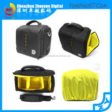 Best Cheap Digtial Dslr Camera Case Bag Manufacturer For Men With Rain Cover