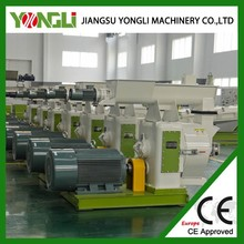 Leading technology wood dust pellet making machine