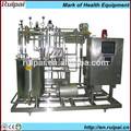 Ruipai equipamentos de pasteurização para ovo líquido pasteurizado& leite