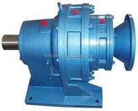 horizontal cycloidal gearbox