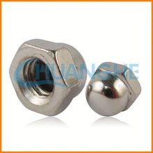 best factory price white lug nuts