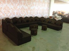 DXY-3103# Arabic majlis round sofa living room furniture