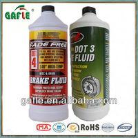 car DOT3 DOT-4 brake fluid