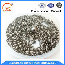 Polishing Surface Treatment 1.2mm Stainless Steel Ball