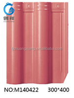 glazed ceramic tile clay roof tiles for sale