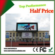 mobil outdoor led advertising screen price stock waterproof outdoor p10