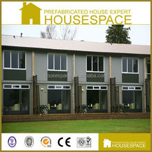 Two Storey Good insulated Prefab Poultry House for Apartment