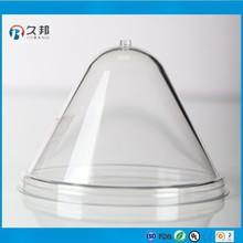 OEM clear preform neck finish 83mm PET plastic preform for blow manufacturing plastic can jars