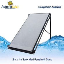 reduces pool heating costs modular Solar pool panels