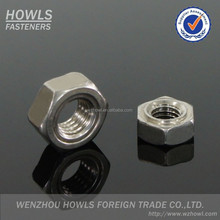High quality M3-M16 carbon steel DIN929 hex weld nuts