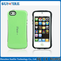 Soap iface design rubber mobile phone case for iphone 4 / 5 / 6