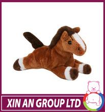 Peluş at/özel doldurulmuş hayvan oyuncak/at eşek çiftleşme oyuncak