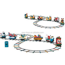 New style best selling outdoor kids electric train games